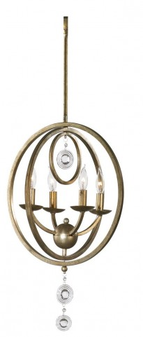 Emilia 4 Light Chandelier