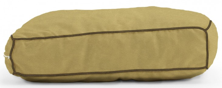 Big Joe Wuf Fuf Pet Bed Large Pillow Sand Dune Microsuede