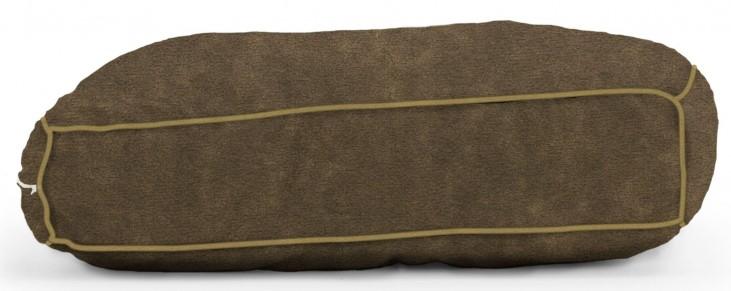 Big Joe Wuf Fuf Pet Bed Large Pillow Espresso Microsuede