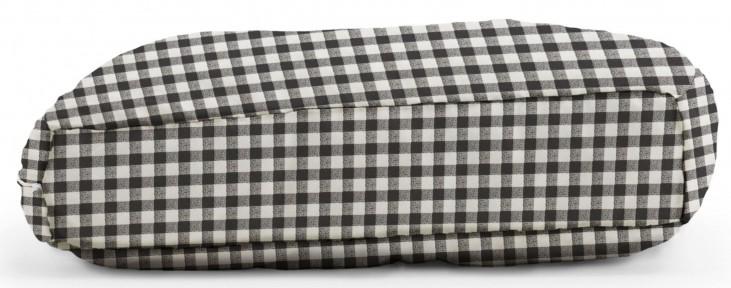 Big Joe Wuf Fuf Pet Bed Large Pillow Black Anderson Twill