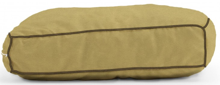 Big Joe Wuf Fuf Pet Bed X-Large Pillow Sand Dune Microsuede