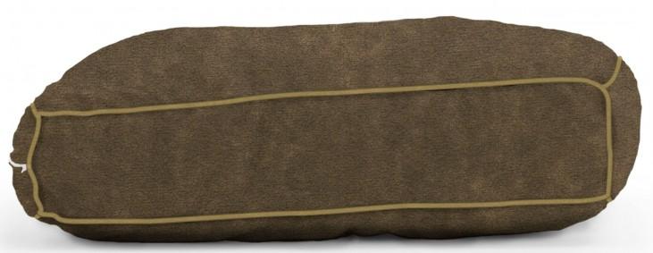Big Joe Wuf Fuf Pet Bed X-Large Pillow Espresso Microsuede