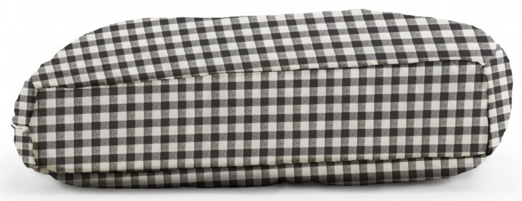 Big Joe Wuf Fuf Pet Bed X-Large Pillow Black Anderson Twill