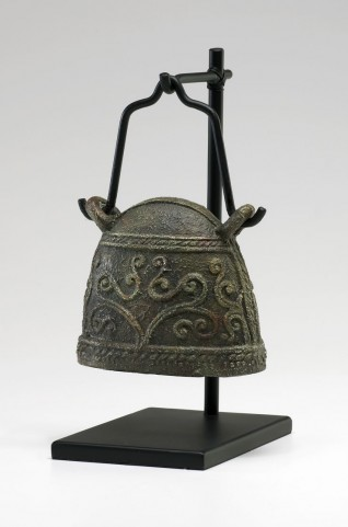 Antique Oval Livestock Bell