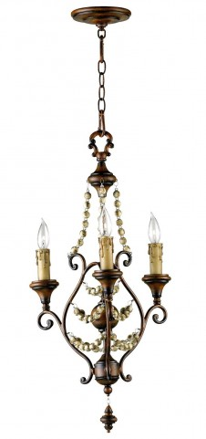 Meriel 3 Light Chandelier