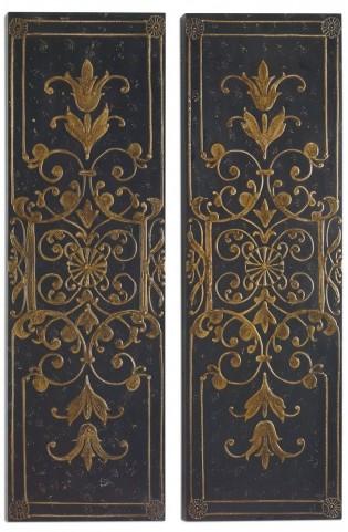 Melani Decorative Panels Set of 2