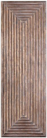 Lokono Oxidized Gold Tiered Panel
