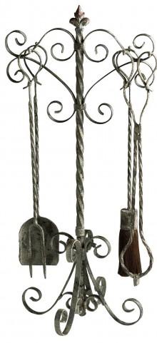 Coastal Fireplace Tools