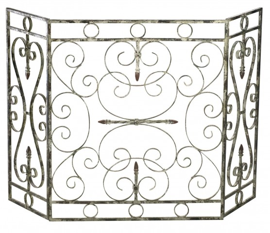 Crawford Fire Screen