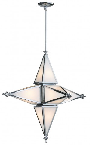 Star 6 Light Small Pendant