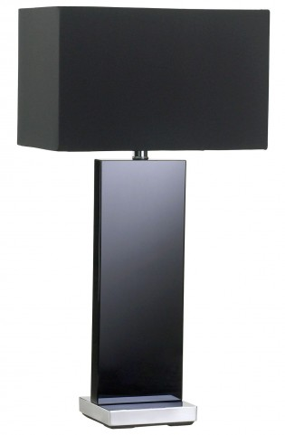 Vista Black Table Lamp