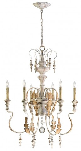 Motivo 6 Light Chandelier