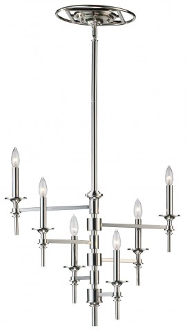 Omega 6 Light Chandelier