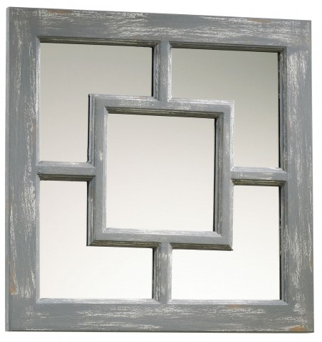 Ashbury Center Square Mirror