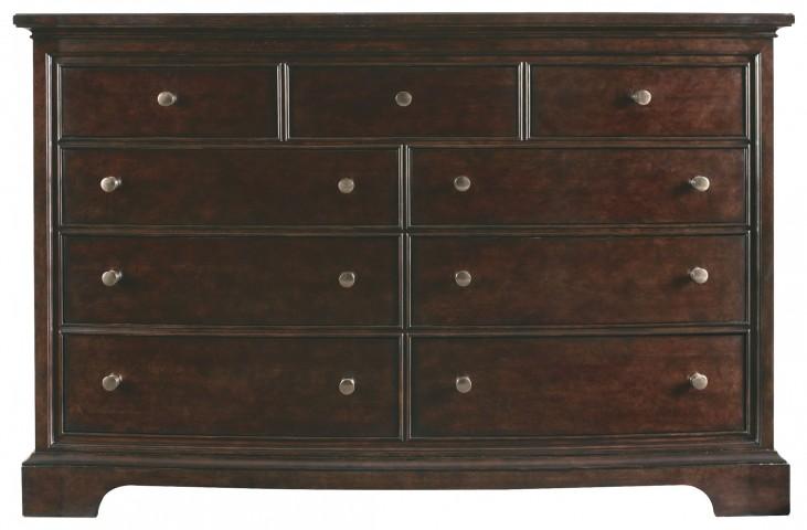 Transitional Dresser
