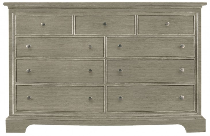 Transitional Estonian Grey Dresser