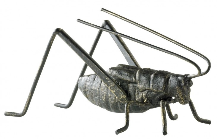 Decorative Cricket Sculpture