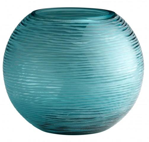 Libra Round Large Vase