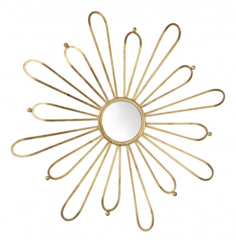 Cleopatra Floral Mirror