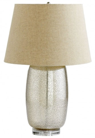 Vista Golden Table Lamp