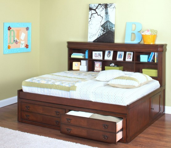 Sheridan Burnished Cherry Youth Lounge Bedroom Set