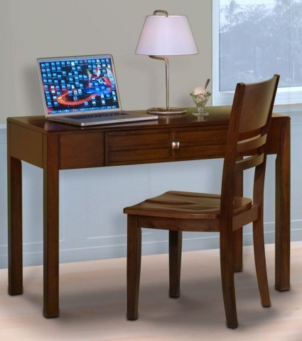Kensington Burnished Cherry Kensington Desk