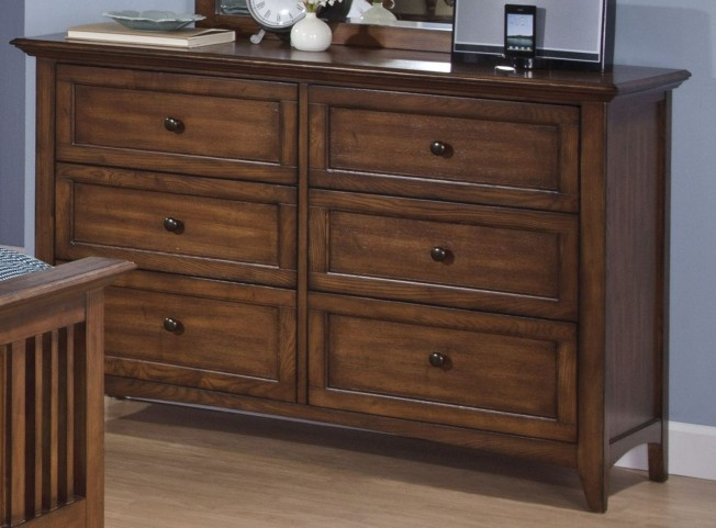 Logan Spice Youth Dresser
