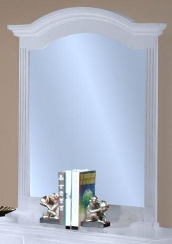 Victoria White Youth Mirror