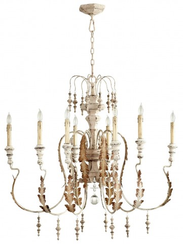 Motivo 8 Light Chandelier