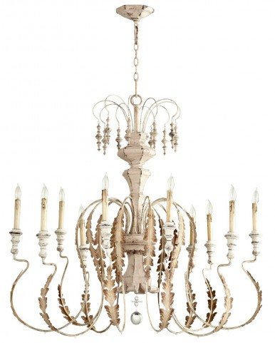 Motivo 10 Light Chandelier