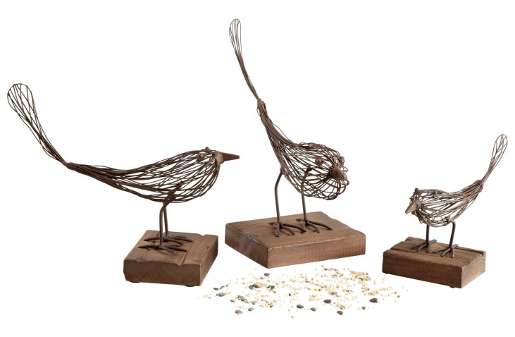 Birdy Small Sculpture
