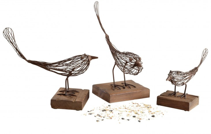 Birdy Medium Sculpture