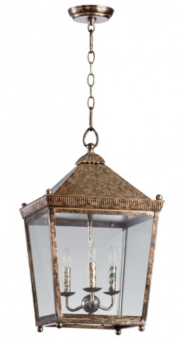 Ranch House 3 Light Lantern