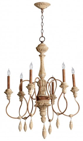 Alda 6 Light Chandelier