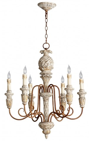 Bateau 6 Light Chandelier