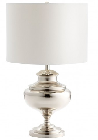 Encore Brown Shade Table Lamp
