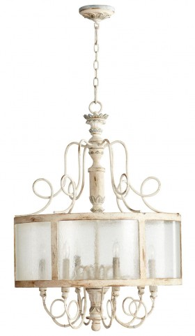 Chantal Traditional 6 Light Pendant