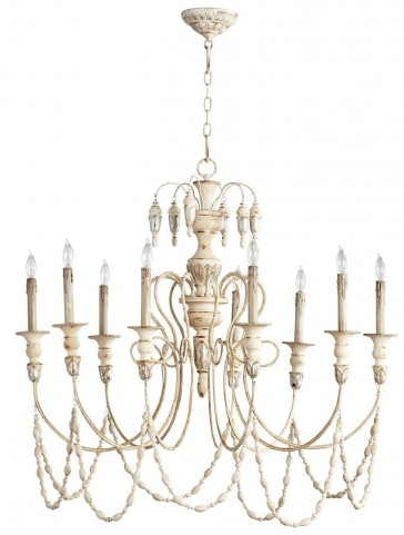 Florine 9 Light Chandelier