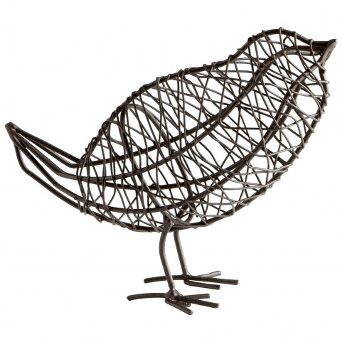 Bird On A Wire Large Sculpture