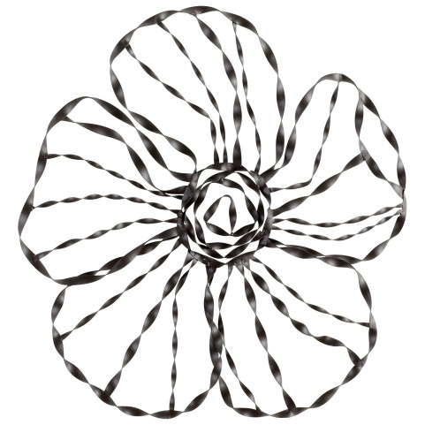 Petal Pusher Small Wall Decoration