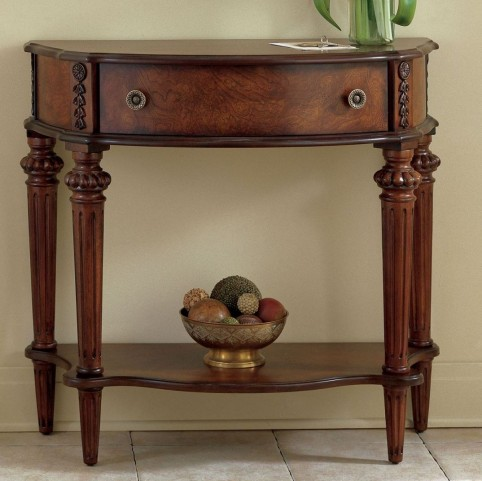 Halifax Plantation Cherry Console Table
