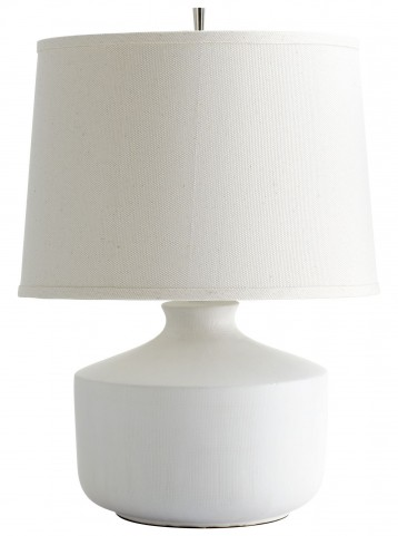 Mountain Snow Table Lamp