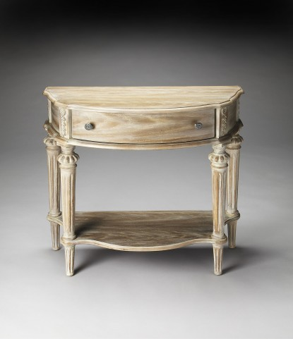 Masterpiece Halifax Driftwood Console Table