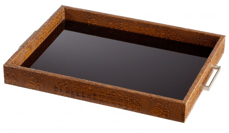 Crocodile Small Tray