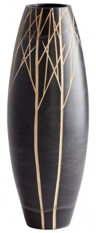 Onyx Winter Large Vase