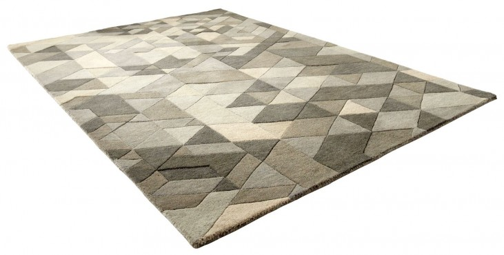 Facets Large Rug