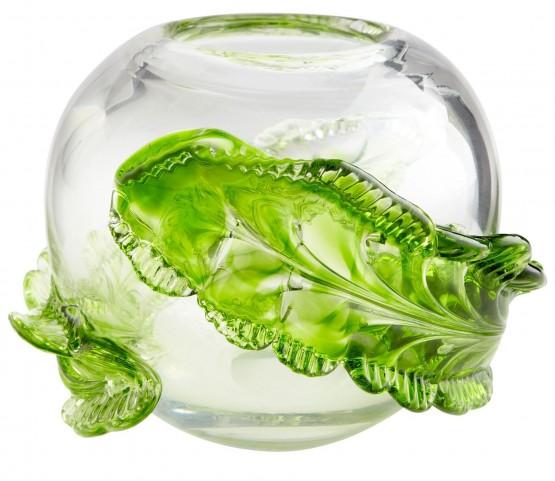 Leaf Small Vase