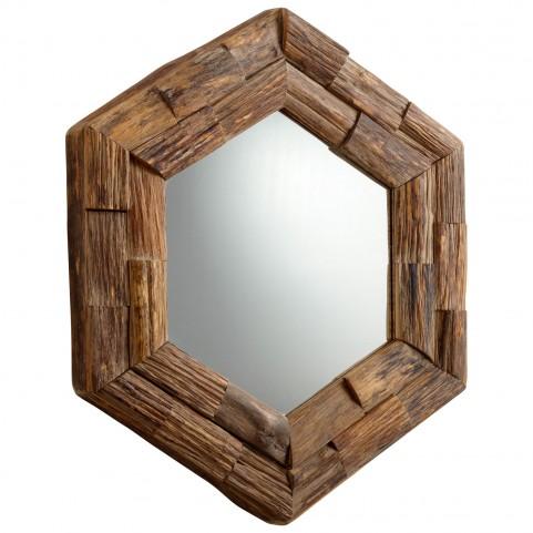 Frontier Hexagon Mirror