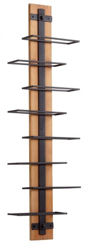 Staggered Spirit Wine Rack