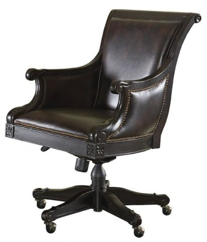 Kingstown Rich Tamarind Admiralty Desk Chair